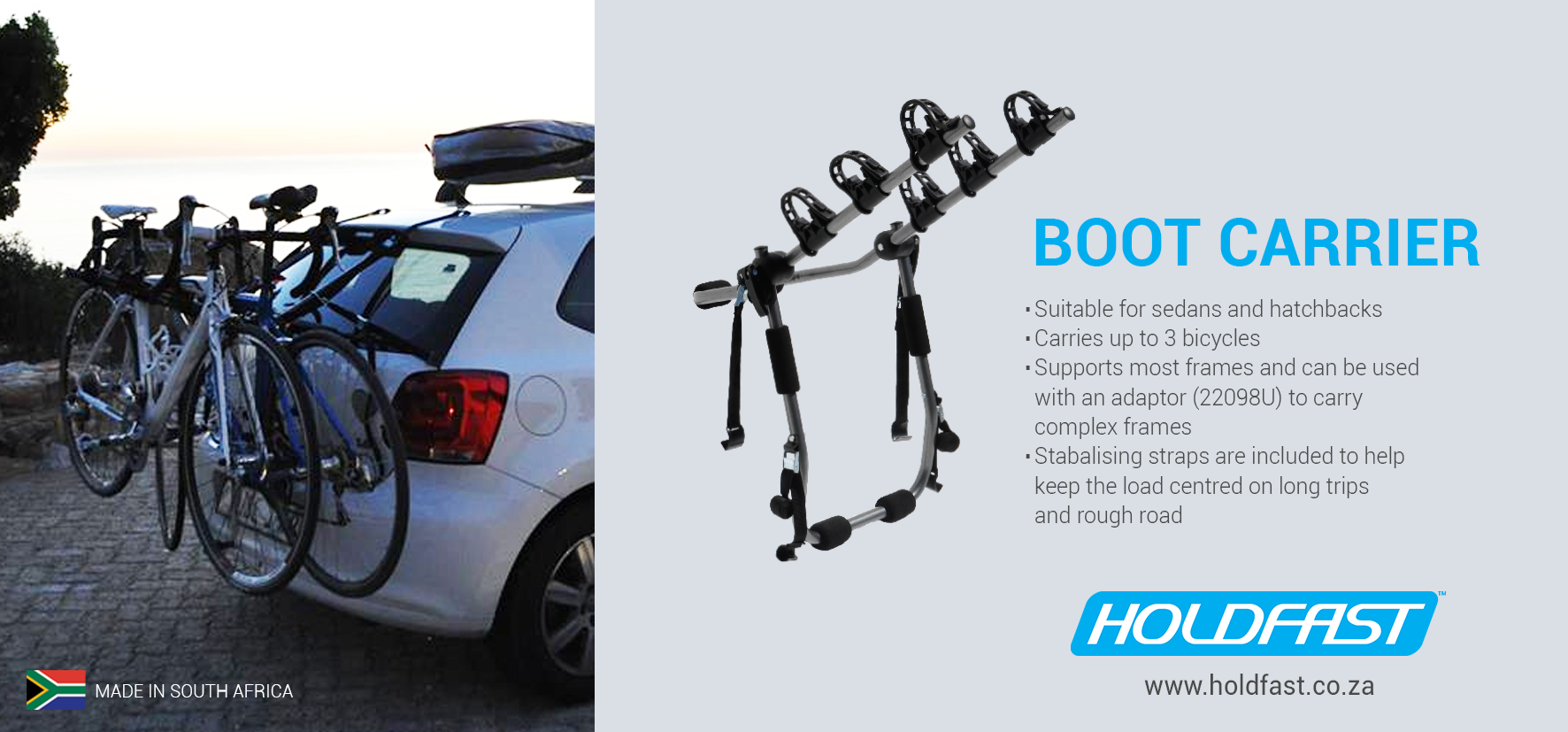 Boot Carrier Roof Rack World